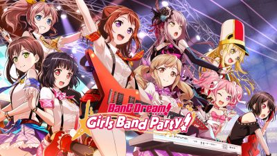 BANG DREAM GIRLS BAND PARTY [JP]
