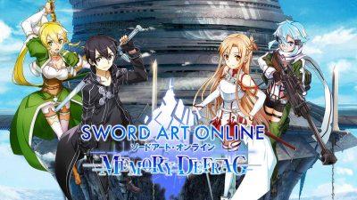 SWORD ART ONLINE - MEMORY DEFRAG EN (STORE THAI)