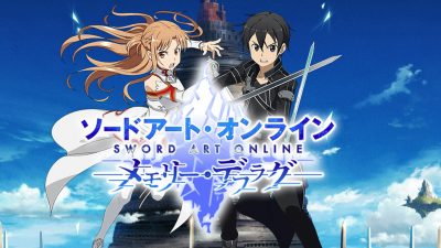 SWORD ART ONLINE - MEMORY DEFRAG [JP]