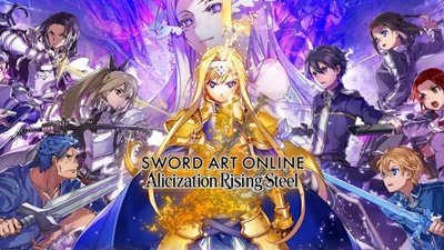Sword Art Online Alicization Rising Steel EN