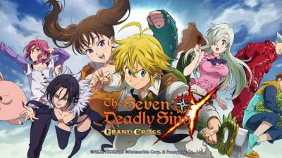 The Seven Deadly Sins: Grand Cross [JP]