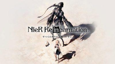 Nier reincarnation jp